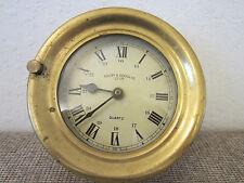 """Maritime, """"Emory & Douglas Ltd."""" Ship'S Clock"""