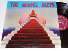 THE GOSPEL CLEFS NM Self titled Black Gospel SAVOY LP
