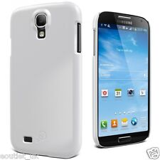 Cygnett Form Slim Glossy Case Cover Shell For Samsung Galaxy S4 - White NEW
