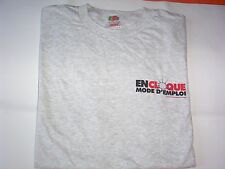 Goodie du film KNOCKED UP - tee-shirt taille L (neuf)
