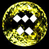 32.81 Ct. VVS Natural Lemon Yellow Africa Quartz Round Facet With CKB 19.5 mm