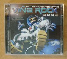 VIÑA ROCK - RECOPILATORIO ARTE-NATIVO - 2002 -2 CDS