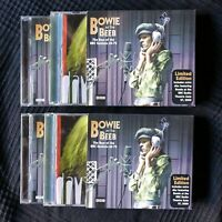 David Bowie - Bowie At The Beeb 6 CD, First pressing, MISPRESS + regular limited