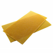 10 PCS Natural Beeswax Candlemaking Bee Wax Candle