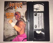 WCW Halloween Havoc '92 (VHS, 1992) NWA NWO WWF WWE STING RARE NON RENTAL