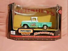 Matchbox Collectibles Hershey's 1956 Chevy 3100 Pickup Die-Cast Truck 1999