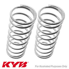 Genuine KYB Front Suspension Coil Springs (Pair) - RA1804