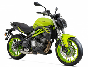 Benelli 302 S Naked 2020