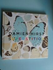 Damien Hirst SUPERSTITION 1st edition new sealed