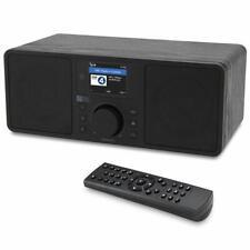 Ocean Digital WiFi/DAB/FM Internet Radio Alarm Clock Radio with Bluetooth Speake