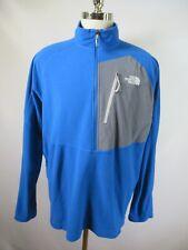 E2019 THE NORTH FACE TECH 100 Pullover Fleece Jacket Size 2XL
