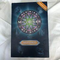 Wer wird Millionär - Entertainment Edition | Gesellschaftsspiel