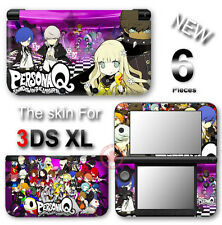 Persona Q Popular New VINYL SKIN STICKER DECAL COVER #1 for Nintendo 3DS XL