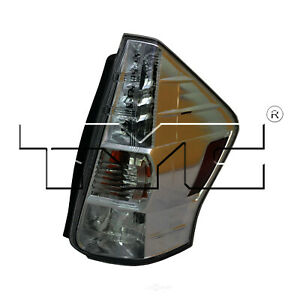 Tail Light Assembly-Regular Right TYC 11-6467-00 fits 12-14 Toyota Prius V