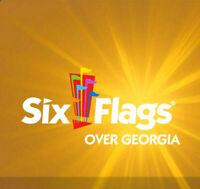 SIX FLAGS OVER GEORGIA GOLD SEASON PASS $67 SAVINGS  A PROMO DISCOUNT TOOL