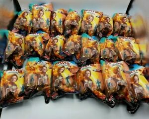 Captain Marvel Domez Lot Of (20) New unopened Bags