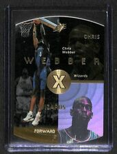 1997-98 Upper Deck SPx Basketball Gold #50 Chris Webber