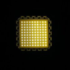 100W Warm White High Power LED Light SMD chip Panel 9000-10000LM Energy Saving