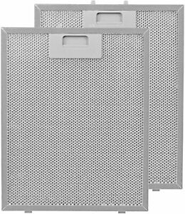Metal Grease Filter for Diplomat Cooker Hood Extractor Fan (300 x 240 mm, Pack o