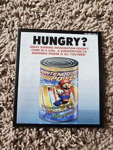 Gameboy Nintendo Hungry Can GP-DMG-USA-3 Insert Only
