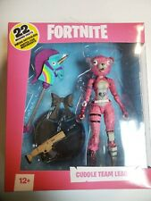 FORTNITE CUDDLE TEAM LEADER ACTION FIGURE BY MCFARLANE TOYS!! mm