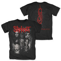 Slipknot WANYK Masks Official Merchandise T-Shirt M/L/XL - Neu