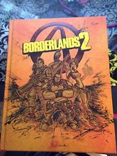 Borderlands 2 Strategy Guide Limited Edition Hardback like-new Preowned Cond.