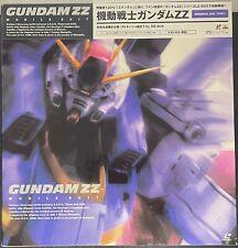 Mobile Suit Gundam ZZ Boxed Set 1-6 Japanese animation anime Laserdisc