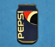 PEPSI COLA - BLUE CAN -  VINTAGE LAPEL PIN - HAT PIN - PINBACK