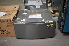 "Kenmore 51043 29"" Metallic Slate Laundry Pedestal w/Drawer NOB #51454 HRT"