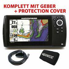 Humminbird Helix 7 Dual Spectrum GPS G3 Echolot Fishfinder mit Geber Plotter