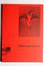 R3G091 HOLLYWOOD HORROR 1920-1960 Teil I und II
