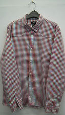 Red and Green Checked Shirt From H&M size M