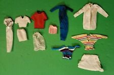 Lot Vintage Barbie Clothes 70's/80's (#01)