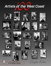 100 ARTISTS of the WEST COAST Vol 1  contemporary art San Diego to Vancouver
