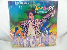 1995 NEON LEON LIVE KARAOKE LASER DISC