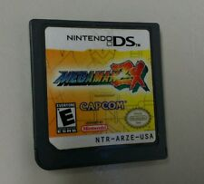 MEGAMAN 2X   Nintendo DS VERY RARE