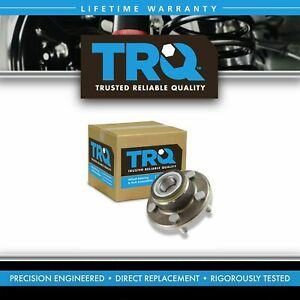 TRQ Front Wheel Hub & Bearing Left or Right for Charger Magnum 300 300C RWD