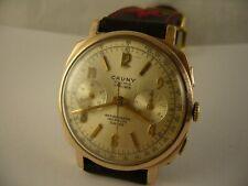 Cauny Prima - Chronograph Landeron 248