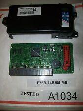 F75B-14B205-MB TESTED 1997 Ford F150 GEM MULTIFUNCTION MODULE  OEM #A1034*