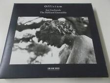 40105 - OFFICIUM (JAN GARBAREK & THE HILLIARD ENSEMBLE) - ECM CD ALBUM & BOOKLET