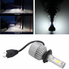 2X H7 16000LM LED Car Hi/Lo Beam Headlight Kit Bulb 6500K Heat Dissipation IP65