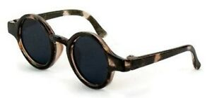 """Circle Framed Sunglasses fits 14.5"""" American Girl Wellie Wishers Doll Clothes"""