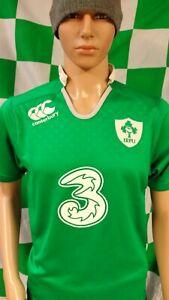 Ireland Original Canterbury Rugby Union Jersey Shirt (Adult Medium)