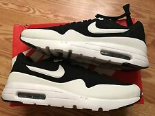 "Nike Air Max 1 Ultra Moire 3M ""Panda"" Shoes Black White SZ 13 ( 705297-001 )"