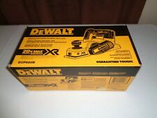 "DEWALT DCP580B 20V MAX Lithium Ion Brushless 3-1/4"" Cordless Planer"
