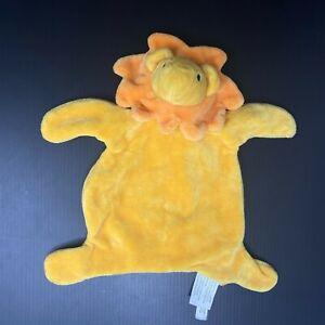 Velveteenie Circus Cozy Lion Baby Lovey Security Blanket North American Bear