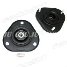 2 Front Shock Absorber Strut Mount For 2008-12 Toyota Corolla Altis 48609-02220