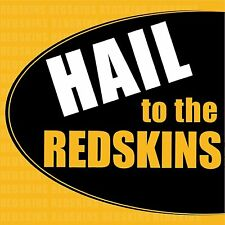 Hail to the Redskins (Novelty Audio CD)