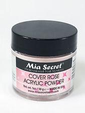 Mia Secret Cover Rose Acrylic Powder 1oz + FREE SHIPPING